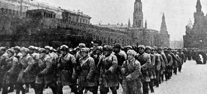 Битва за Москву: таблица, основные сражения и даты