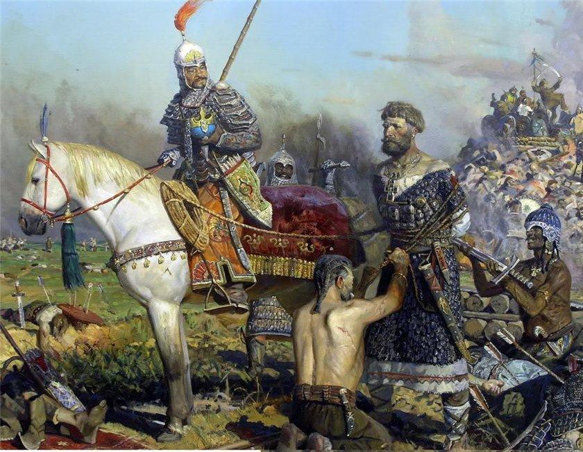 Битва на реке Калке кратко