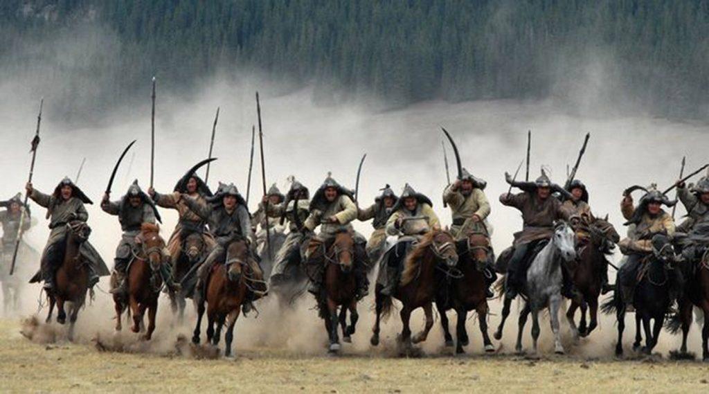 Татаро-монгольское иго даты