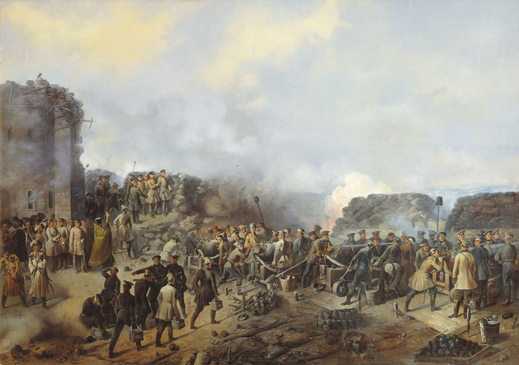 Крымская война кратко