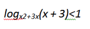 логарифмы с неравенствами решать
